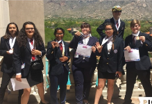 AzHOSA State Leadership Conference
