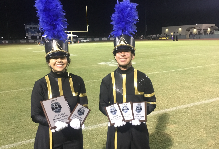 The Pride of Casa Grande Places First