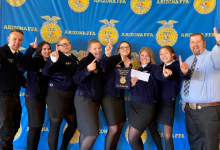 FFA Earns State Recognition