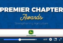 FFA Receives Recognition