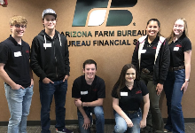 Pinal County Farm Bureau Youth Ambassadors