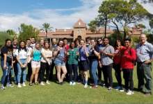 STEM Students Explore UA