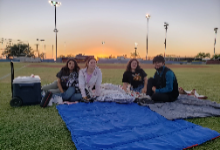 Senior Sunset