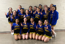 Spiritline Qualifies for State