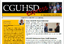 CGUHSD Express Newsletter