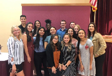 Student Councils Attend AASC Luncheon