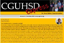 CGUHSD Express Newsletter