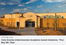 VGHS Academic Award Ceremony