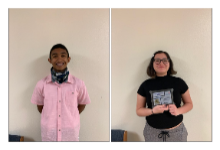CTE Students of the Month