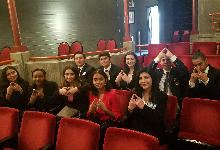 DECA Success at District 3 Competition