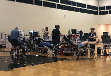 Key Club Sponsors Blood Drive