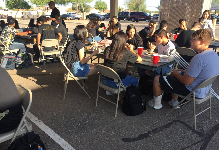 Senior Sunrise Breakfast