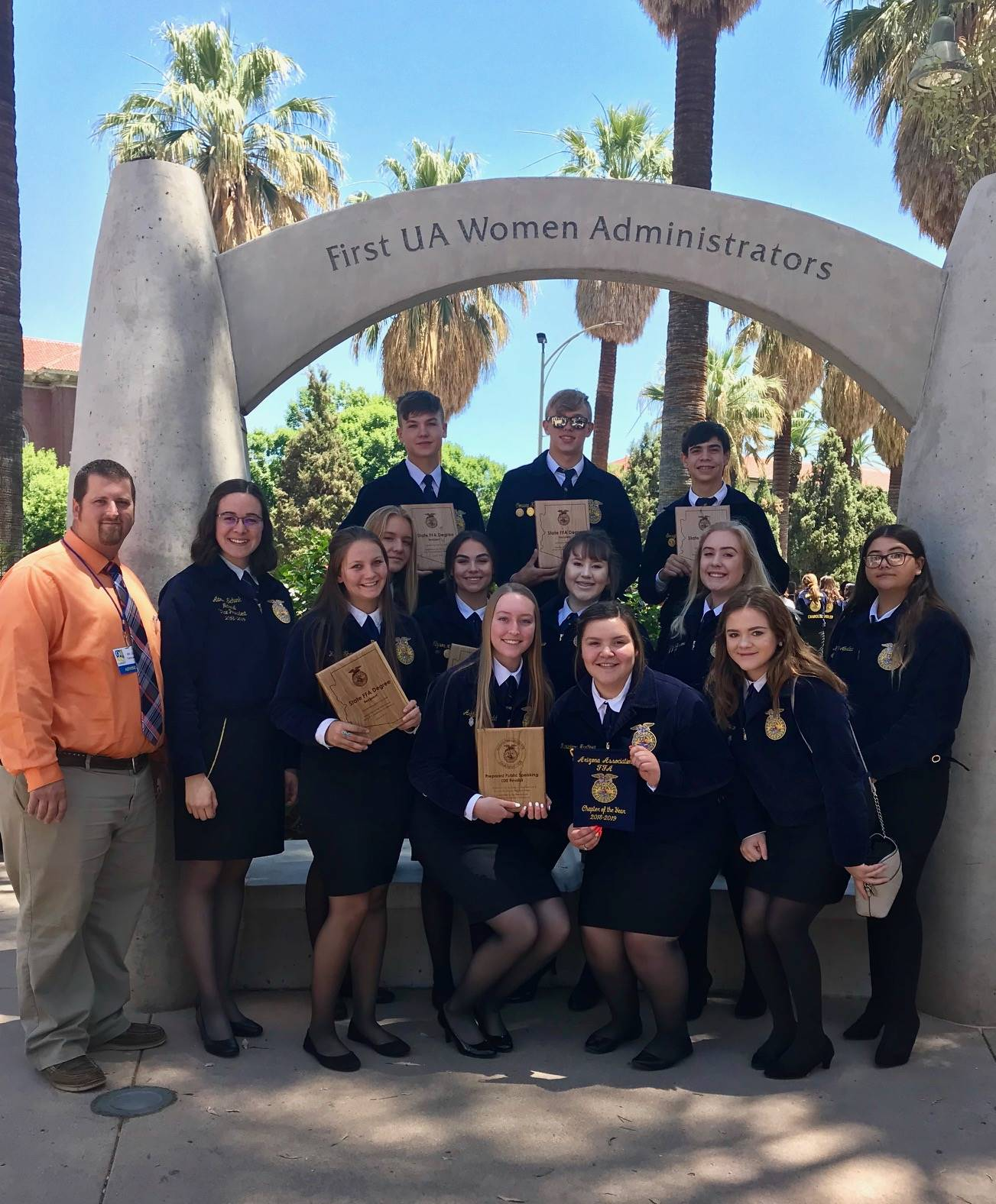 FFA Chapter of Year 20190610