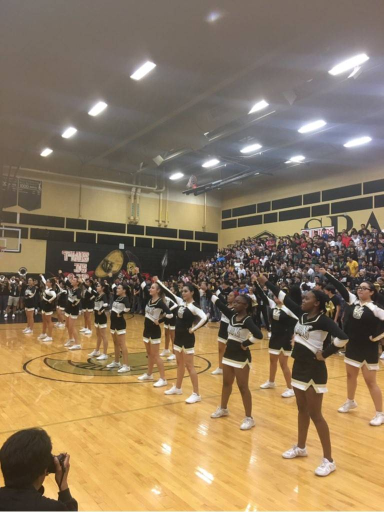 Pep Assembly 20190816