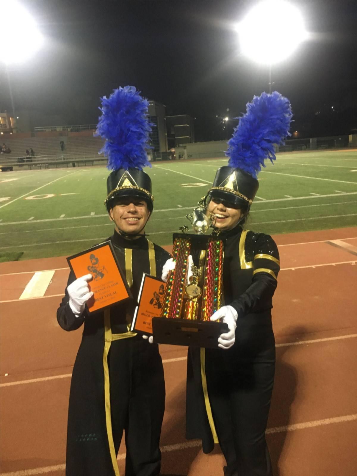 Marching Band Big Orange Classic 2