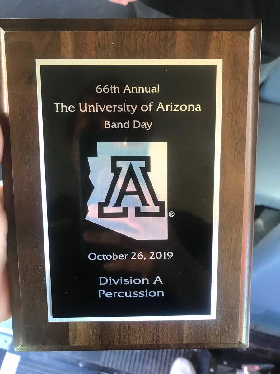 Band Marching UA Band Day 20191026 (3)