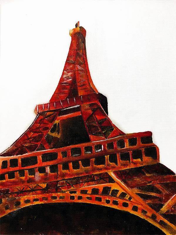 Art Class 2 Eiffel Tower 20190913 (4)