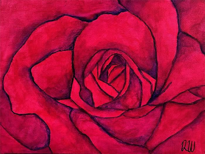 Art Class 1 Rose 20190913 (3)
