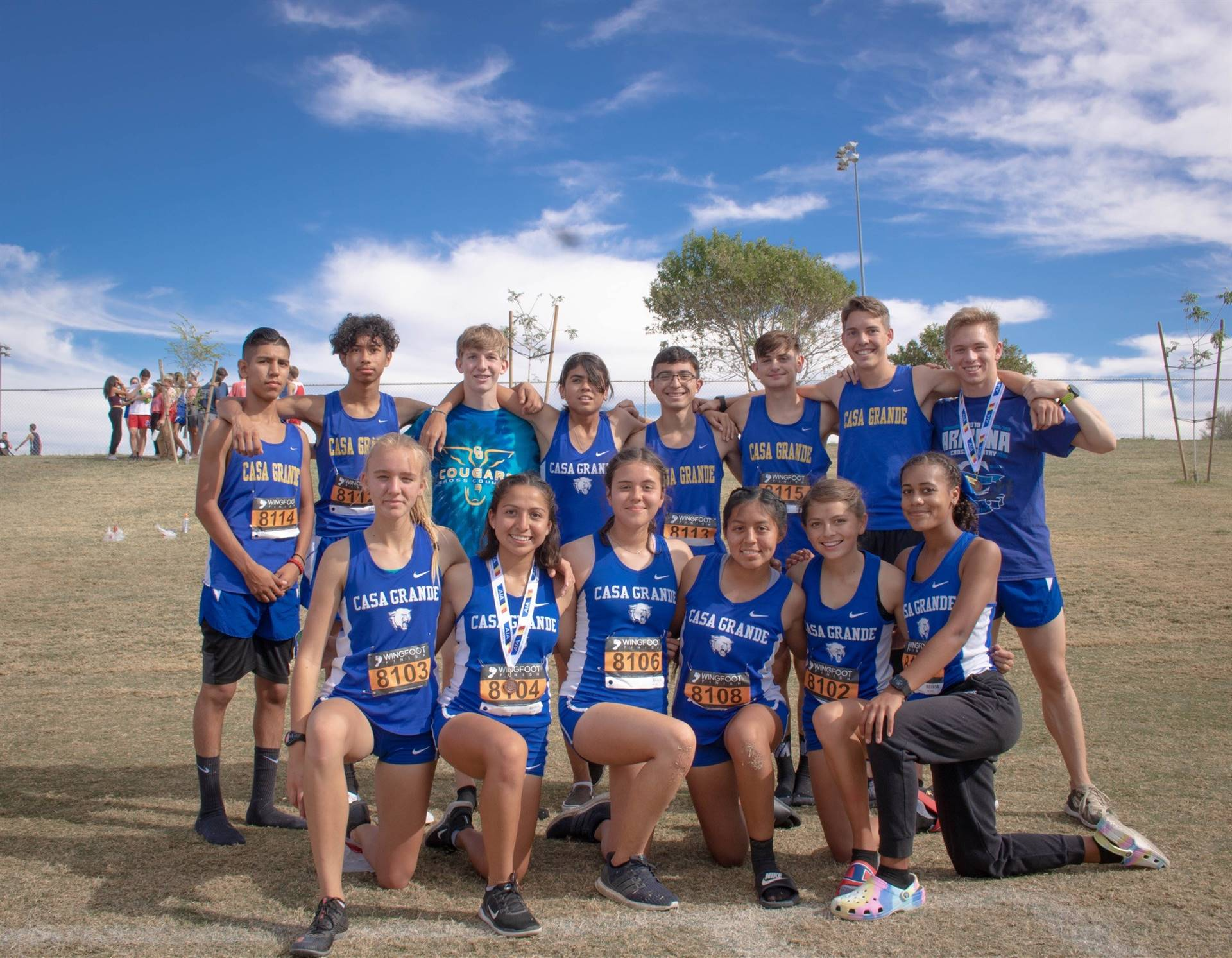 Cross Country State Qualifiers 20191109