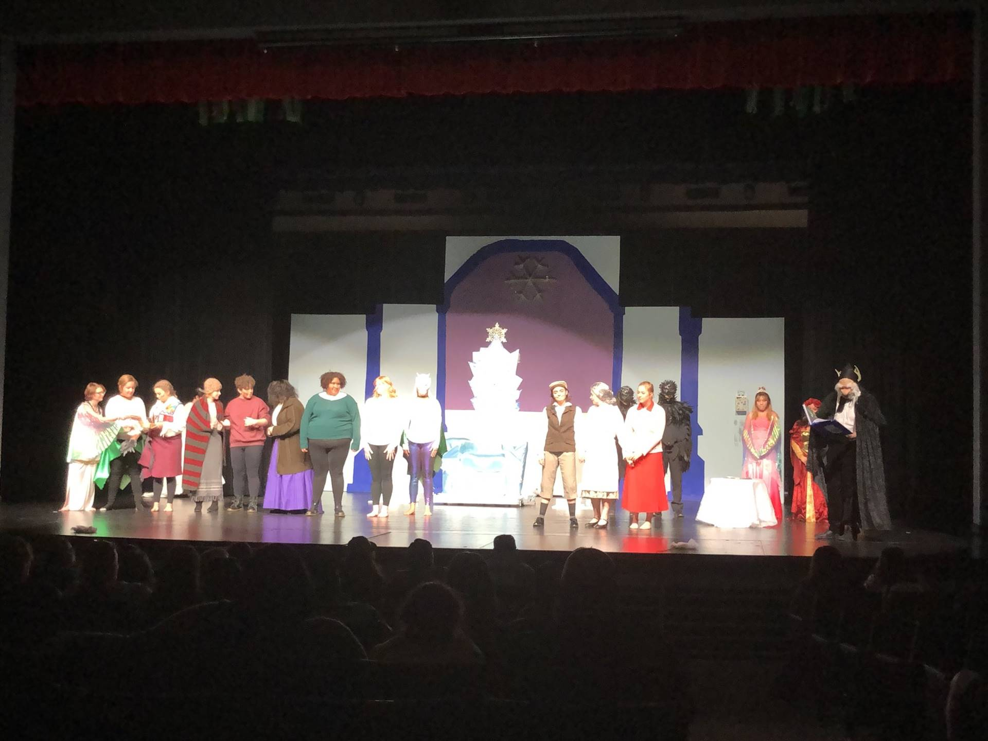 Thespians The Snow Queen 20191115