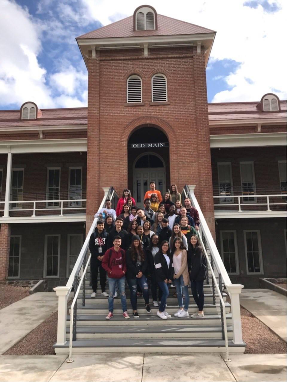 Juniors & Seniors UArizona Campus Tour 20191121