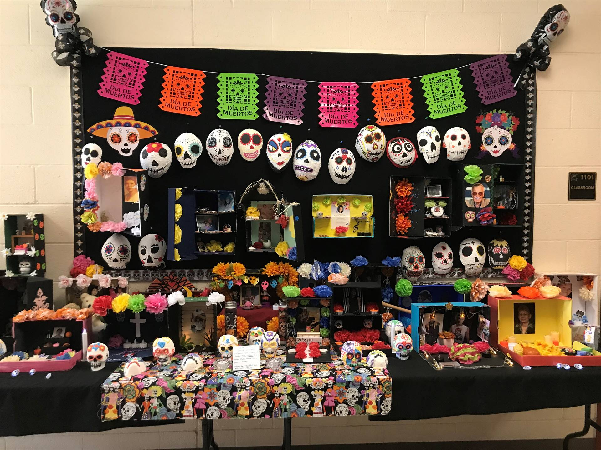 Spanish Classes Day Of Dead 20191031 (1)