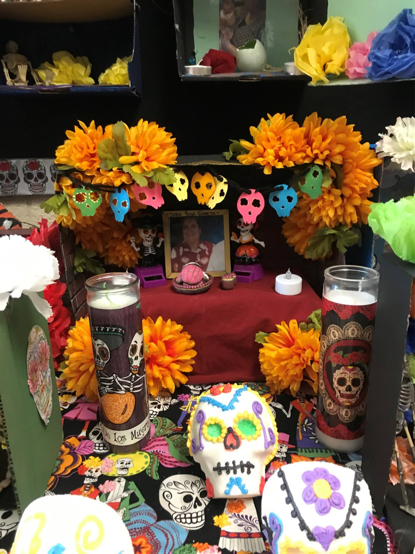 Spanish Classes Day Of Dead 20191031 (4)