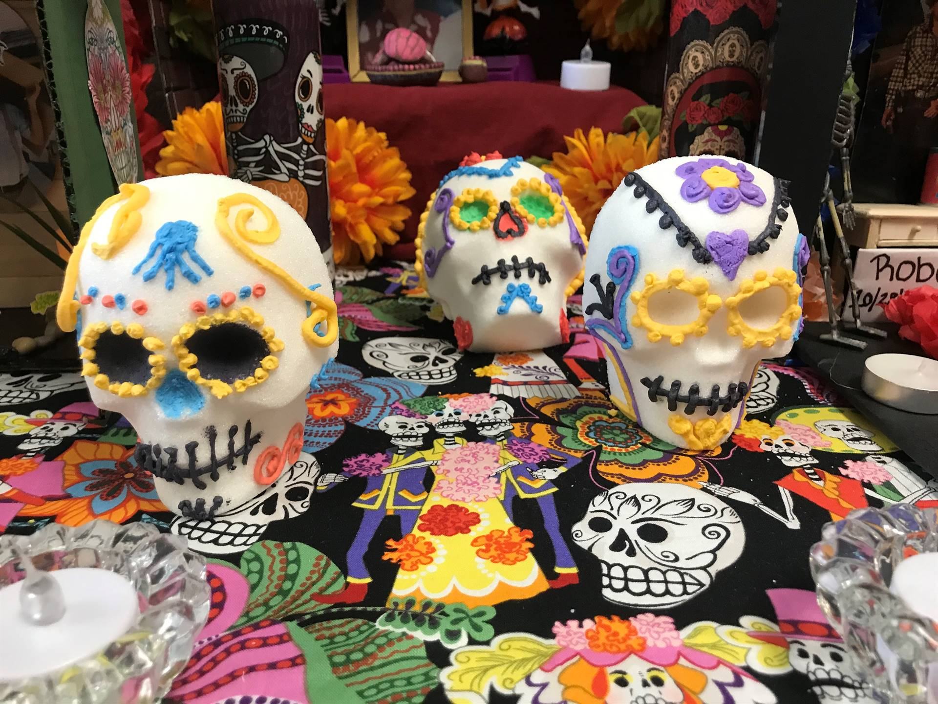 Spanish Classes Day Of Dead 20191031 (6)