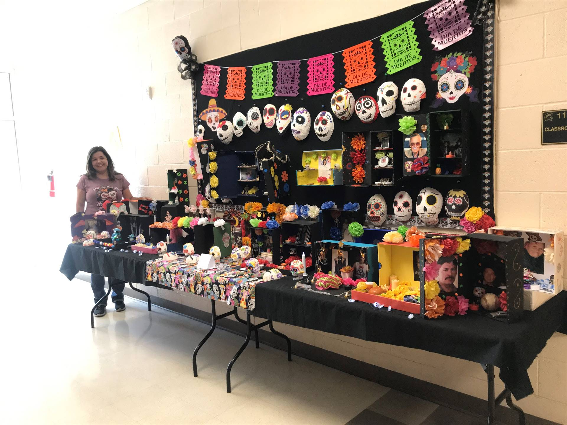 Spanish Classes Day Of Dead 20191031 (8)