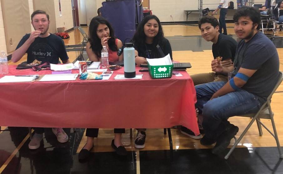 Key Club Blood Drive 20190830 (1) Crop