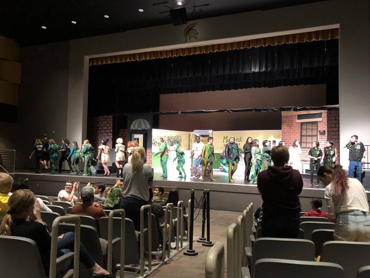 Theatre Little Shop Of Horrors 20191010