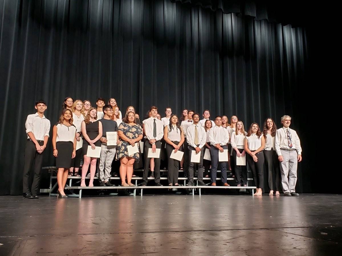 NHS Induction Ceremony 20190904 (2)