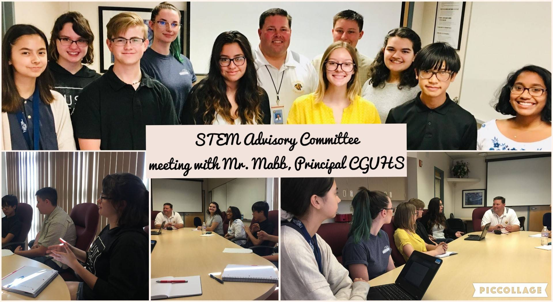 STEM Advisory Committee Officers 20190831 (1)