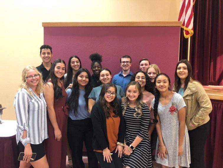 Student Councils VG and CG AASC Advisor President Luncheon 20191106