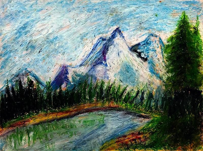 Art I Oil Pastels 20191206 (7)
