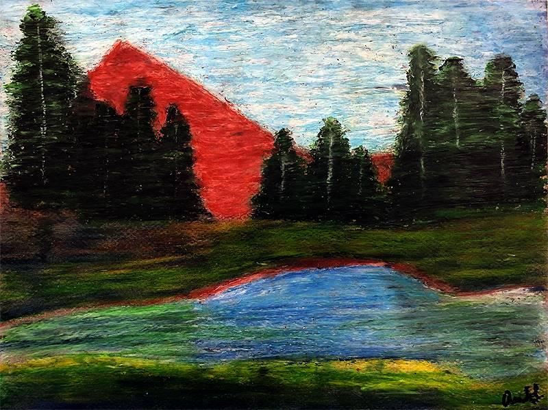 Art I Oil Pastels 20191206 (8)