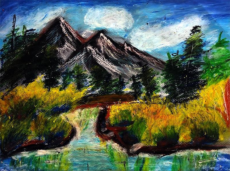 Art I Oil Pastels 20191206 (5)
