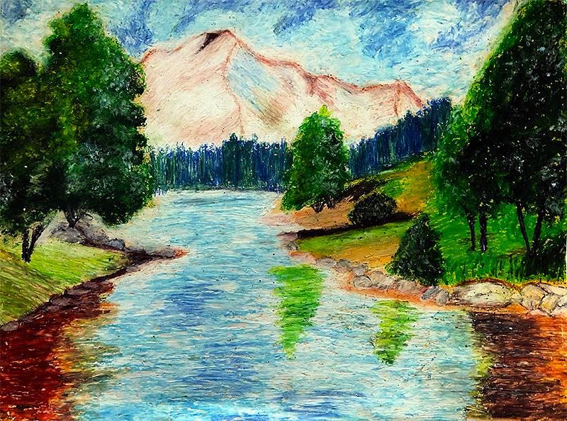 Art I Oil Pastels 20191206 (6)