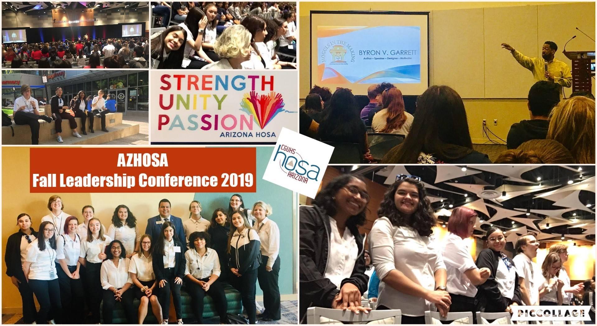 AzHOSA Fall Leadership Camp 20191114
