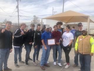 Skills USA Construction CG Food Bank 20191125 (2)