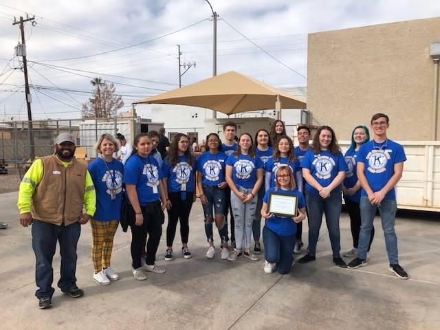 Casa Grande Food Bank 20191203