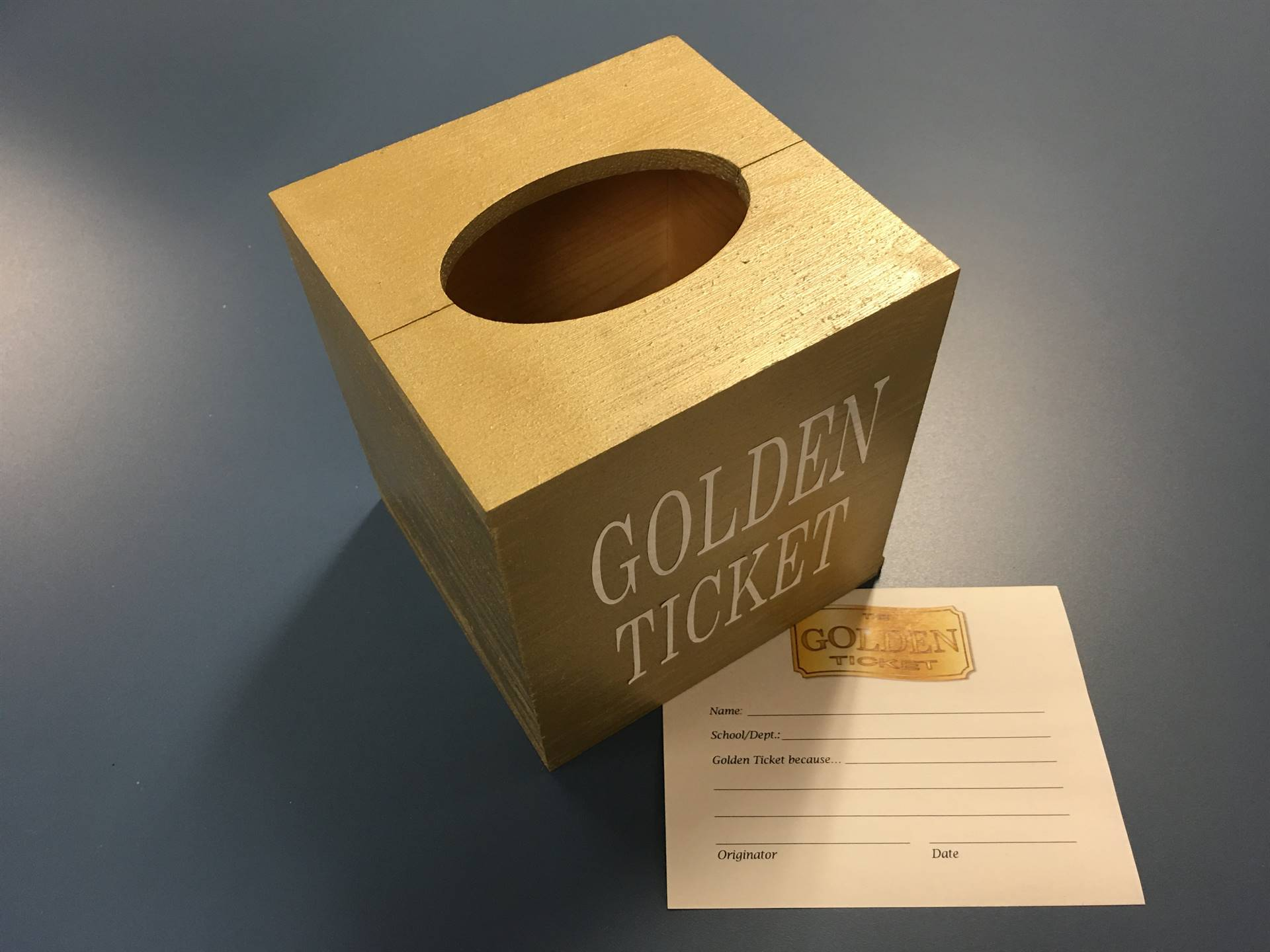 Golden Ticket (4)