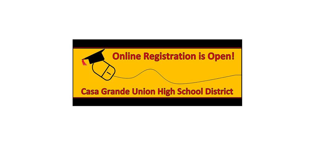 Online Registration is open!