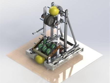 Robot Render 20200109