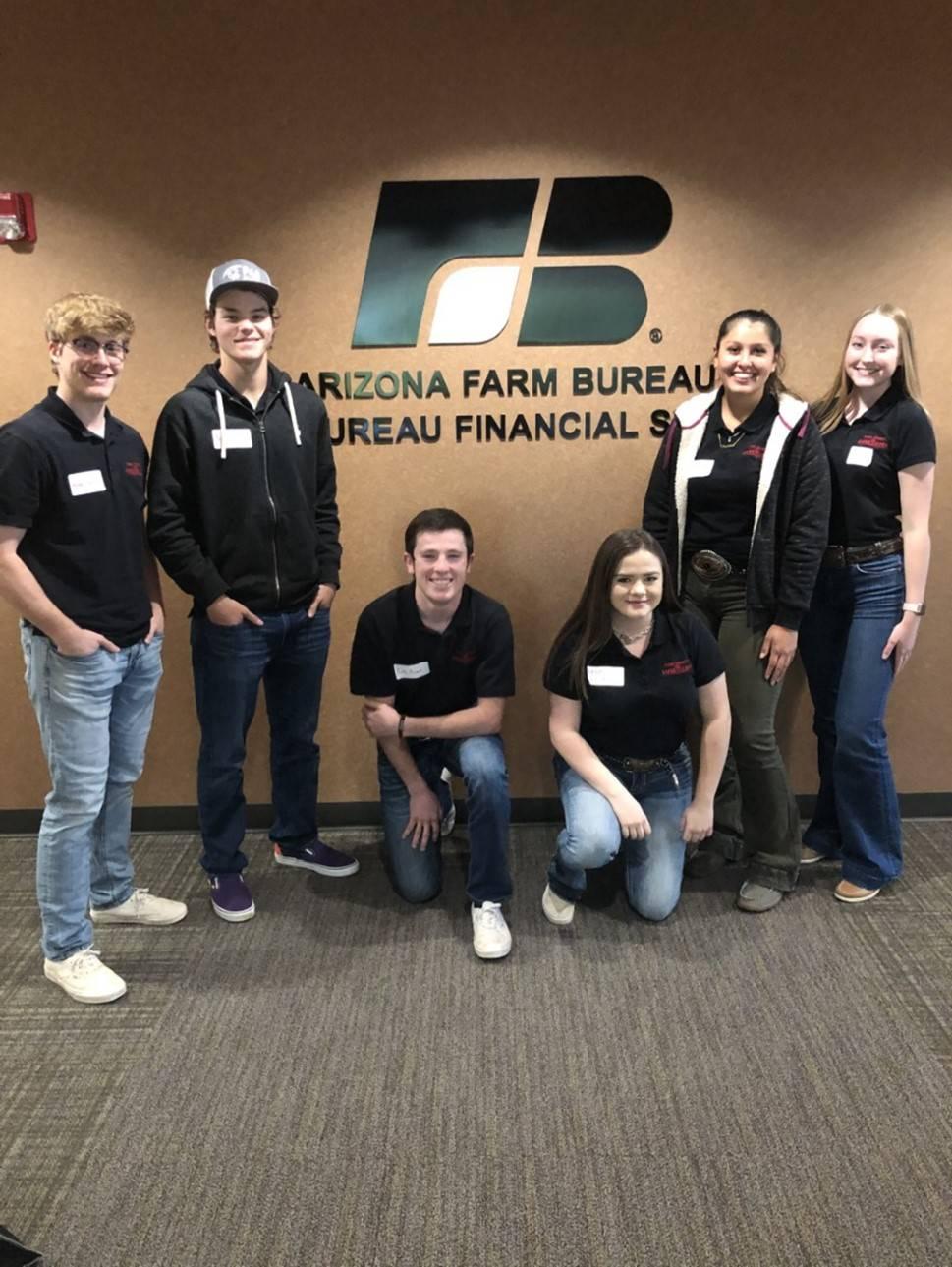 Pinal County Farm Bureau Youth Ambassadors And Scholarship Award 20200116