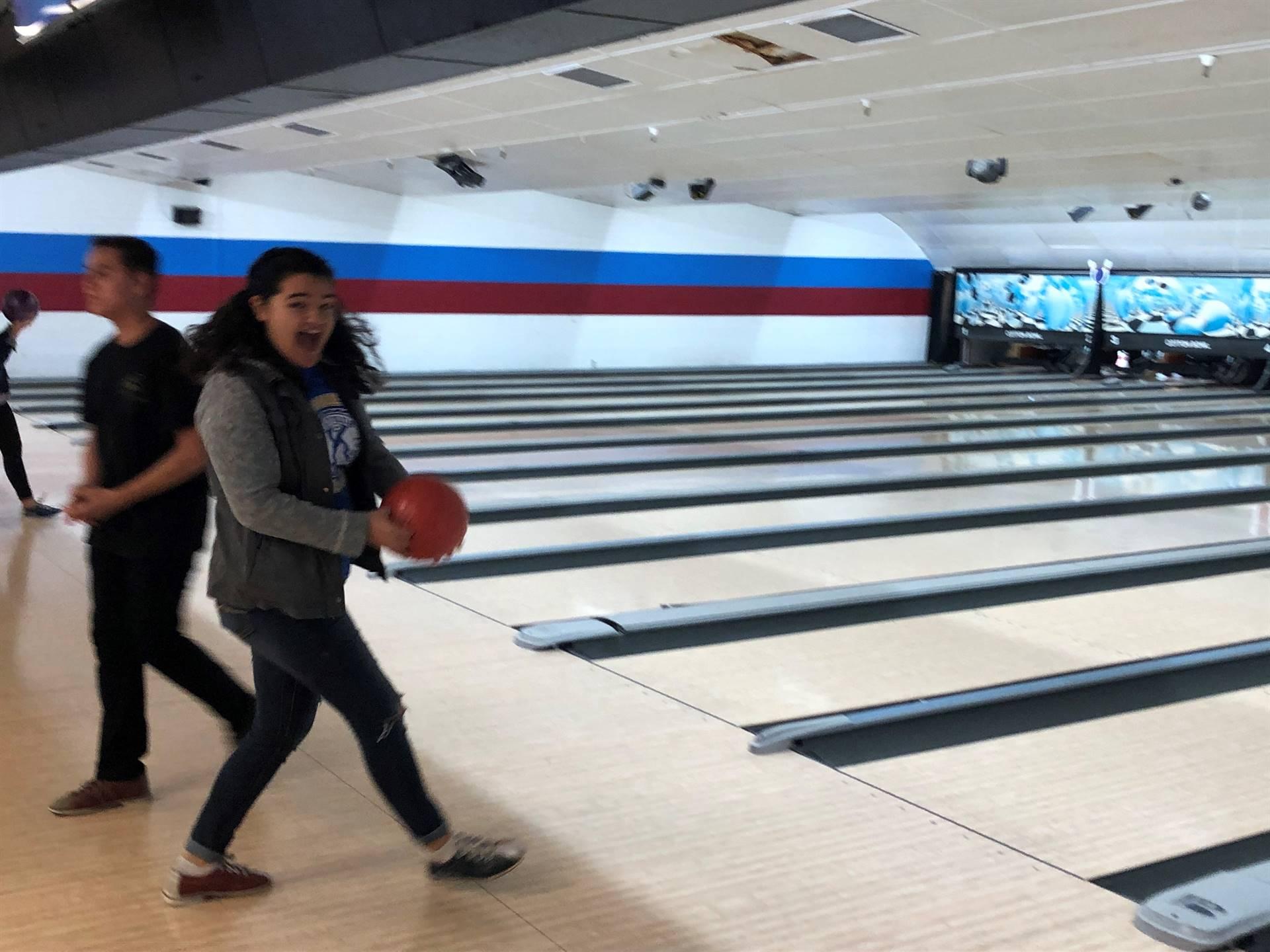 Key Club Kiwanis Bowling Party 20200122 (3)
