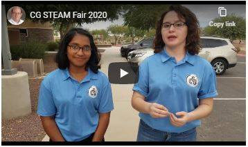 Chief Science Officers STEAM Fair Video 20200123