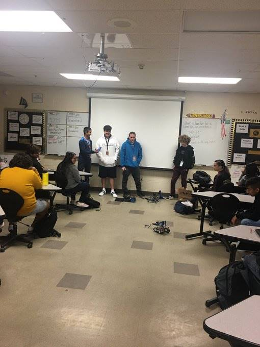 Automation & Robotics Freshman Success Presentation 20200123