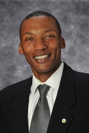 Dr. Tyrone, CWO-3 (ret) Hall