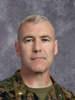 Maj Rob Sherwood